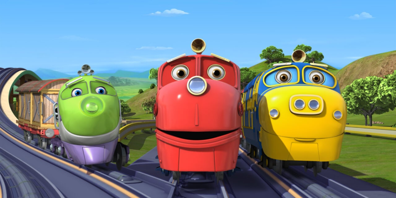 Chuggington on Track to Raise Awareness About Rail Safety