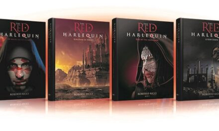 Spanish and Italian Audiobook Deals for The Red Harlequin
