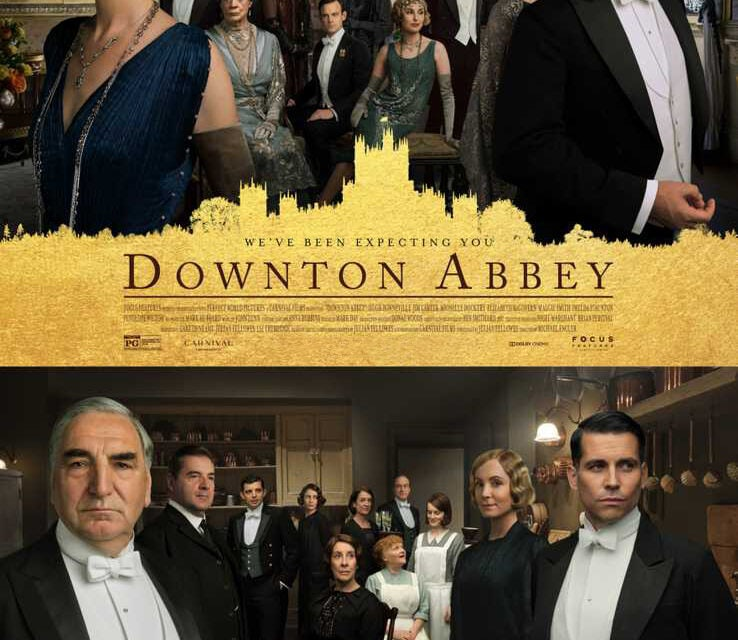 Rather Dashing New Licensee for Downton