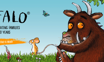 Mondo TV announces Gruffalo deal for Italy with Pon Pon Edizioni