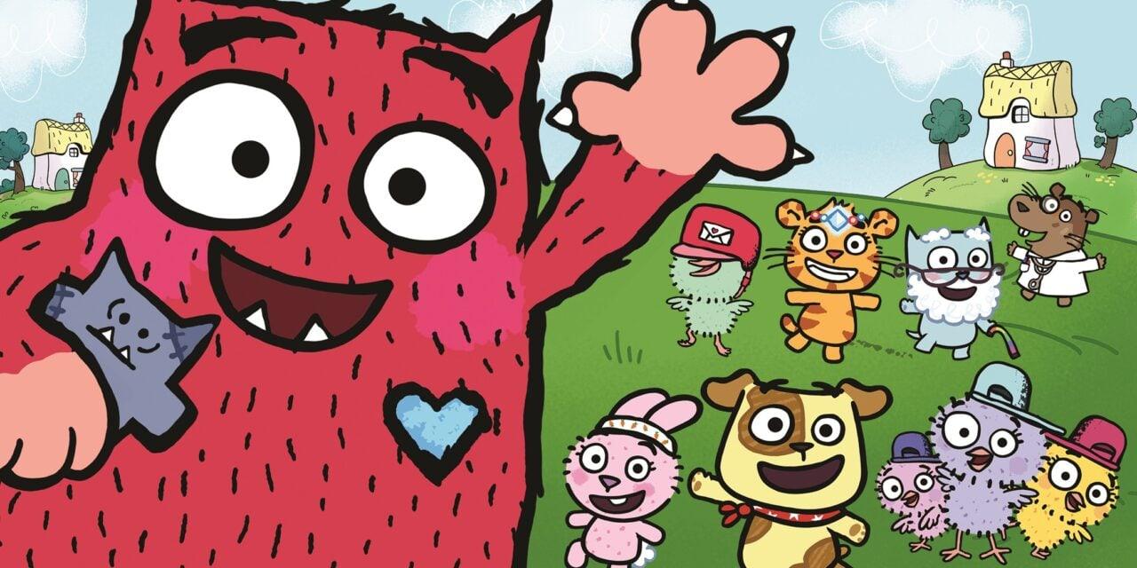 UK Licensees Join Love Monster in Fluffytown