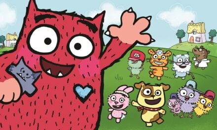 UK Licensees Join Love Monster in Fluffytown