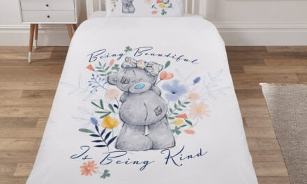 Dreamtex Spreads Kindness with Me to You Licensed Bedding
