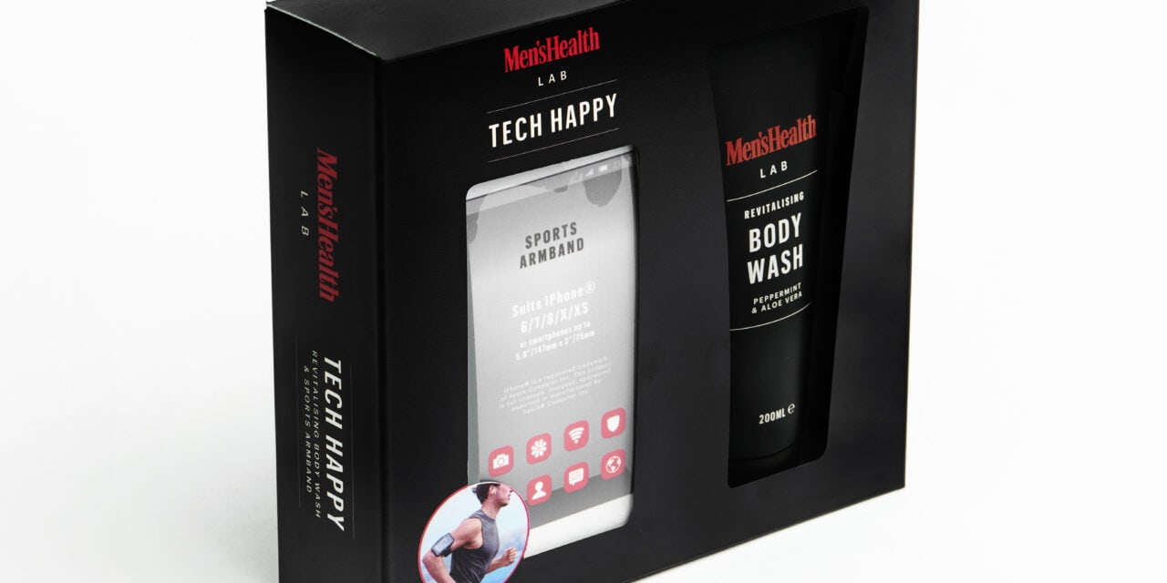 Men's Health launch new toiletries range