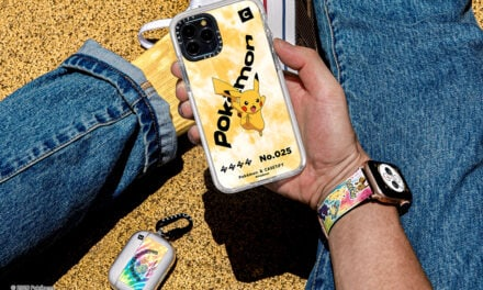 CASETiFY Reunites with The Pokémon Company for Another New Collection