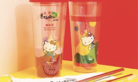 Presotea Australia Celebrates 'Plastic Free July' with Hello Kitty Collectable Cups