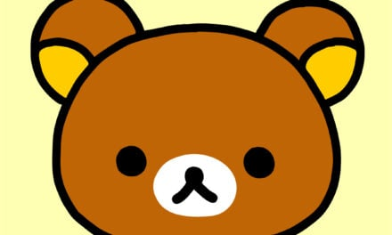 DIFUZED on board for Rilakkuma