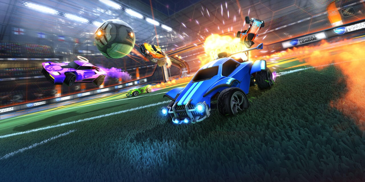 IMG Signs as Exclusive Global Agent for Rocket League