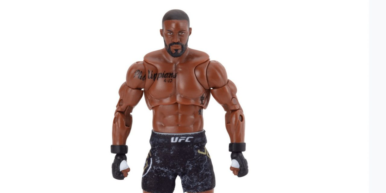Jazwares and UFC Launch of New Collectibles Line