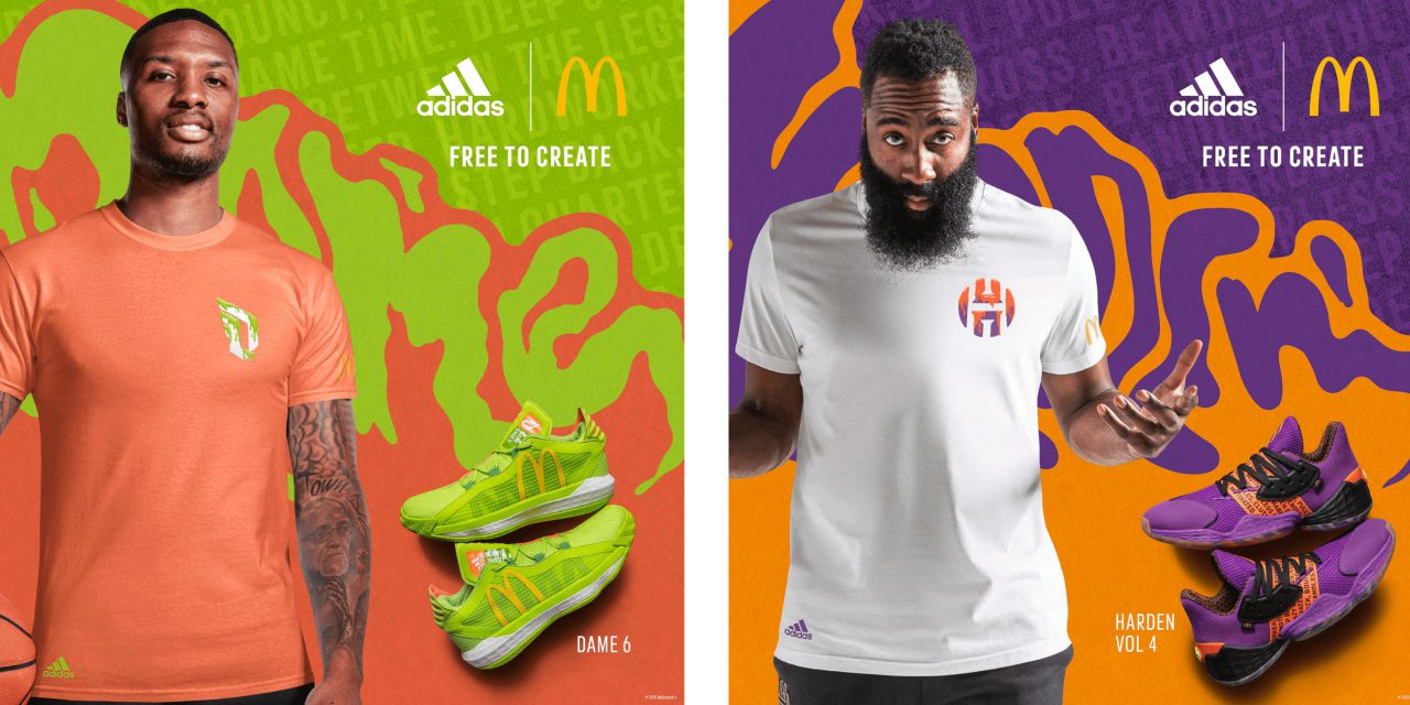 McDonald's and adidas Add Flavour to the Game with the Sauce Pack