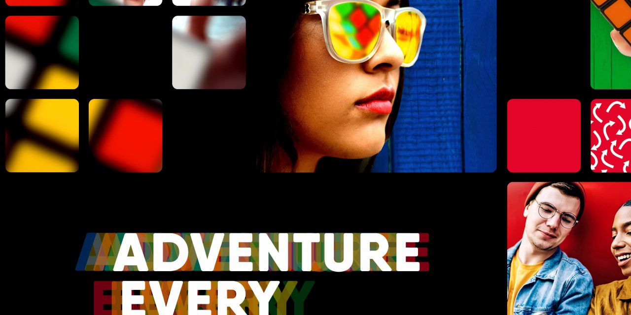 Rubik's Cube's 40th Anniversary Celebrates the Adventure of the Solve