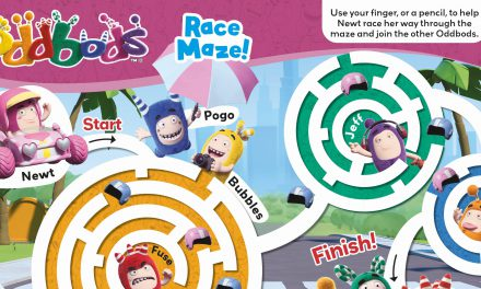 One Animations Secures Deal with Redan for Oddbods
