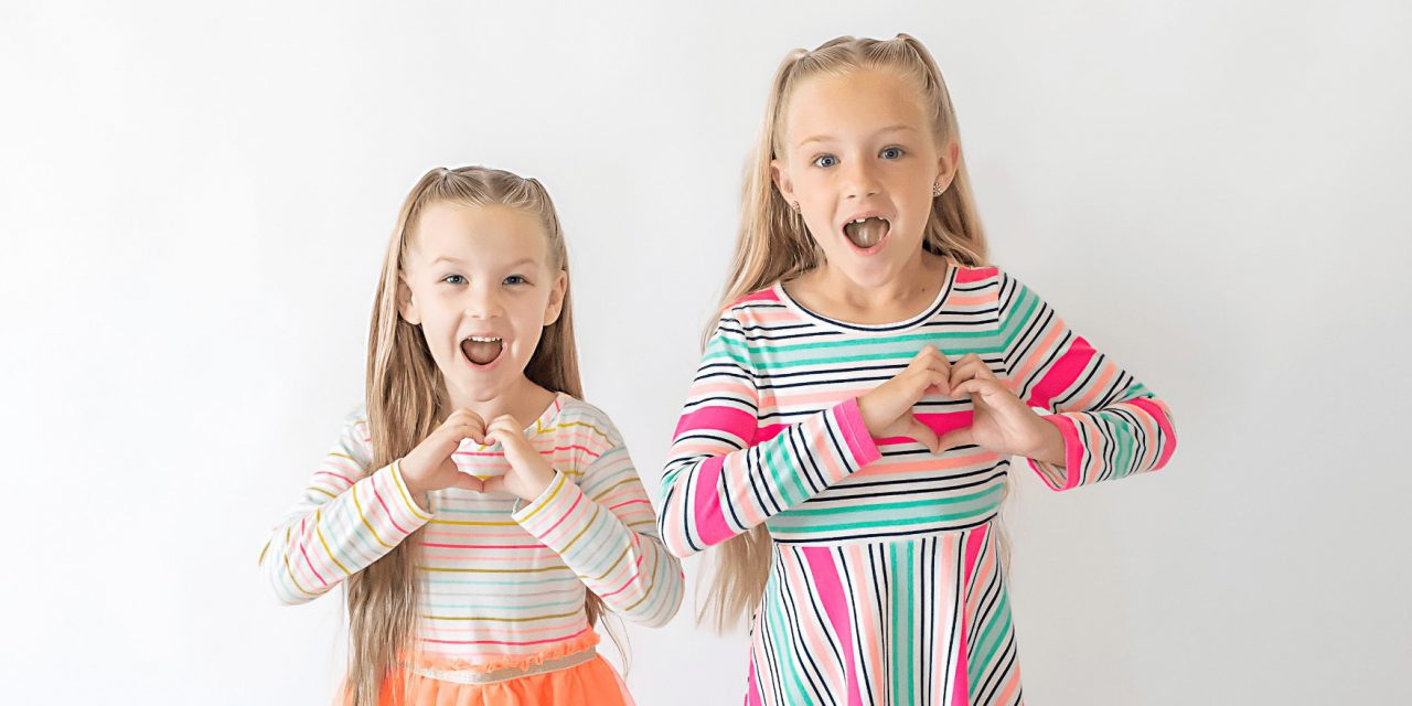 YouTube Mega Stars Trinity and Beyond Debut Signature Toy Line via Major US Retailers