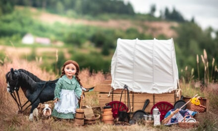 Consumers Turn to Little House on the Prairie for Comfort