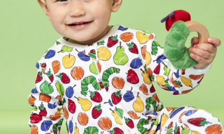 JoJo Maman Bébé to extend The Very Hungry Caterpillar Partnership with New Collection