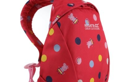 Peppa Pig Gears up for Outdoors Adventure with Regatta