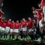 THE BRITISH & IRISH LIONS PARTNER UP WITH THE POINT.1888