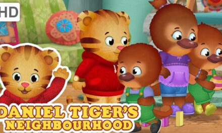 NEW DANIEL TIGER'S NEIGHBORHOOD SPECIAL, CREATED IN RESPONSE TO COVID-19, PREMIERES AUGUST 17 ON PBS KIDS