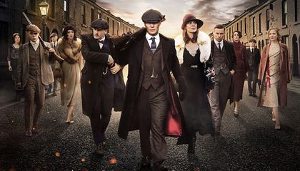 Endemol Shine Group Announces Six New Licensees for Peaky Blinders