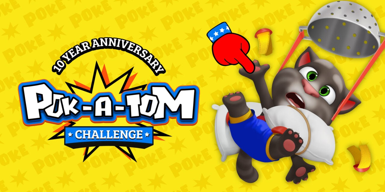 Outfit7 Celebrates 10 Years of Talking Tom