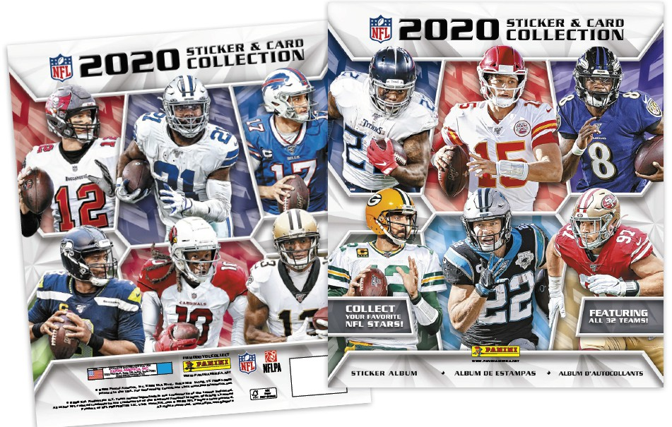 NFL/NFLPA x Panini Collection Announced