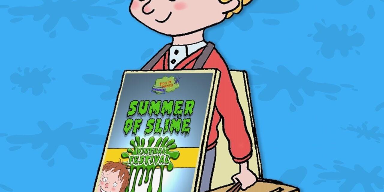 Horrid Henry's Festival of Slime Ready to Rock