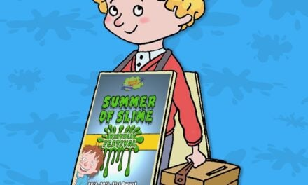 Horrid Henry's Festival of Slime Ready to Rock