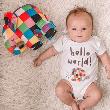 Influencers get behind first Elmer collection at Matalan