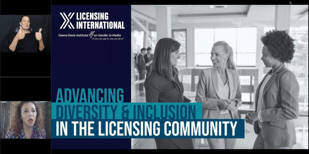 Licensing International Gathers Leading Executives for Discussion on Diversity & Inclusion