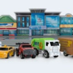 Hasbro and Jazwares Announce Micro Machines' Return to Store Shelves