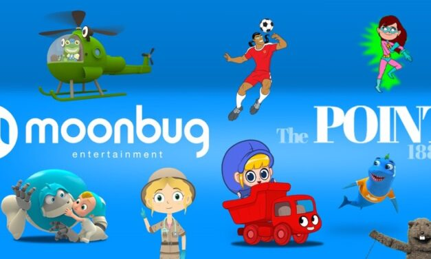 MOONBUG APPOINTS THE POINT.1888 AS ITS MASTER LICENSING AGENCY ACROSS EMEA