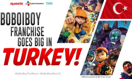 BoBoiBoy Going Big in Turkey