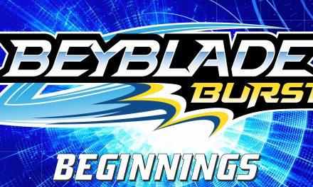 Beyblade Kickstarts 20th Year Celebrations