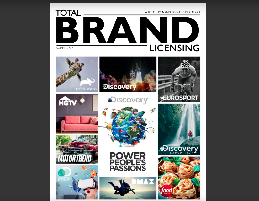 Read the August issue of Total Brand Licensing