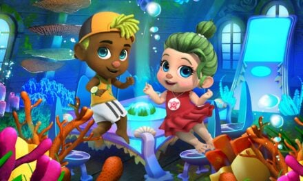 STUDIO 100 GROUP AND SEABELIEVERS JOIN FORCES WITH THE FIRST EVER ECO-TAINMENT SHOW FOR KIDS