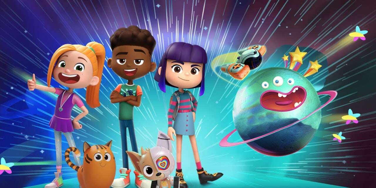Studio 100 Group and T&B Media Global Announce Production of FriendZSpace