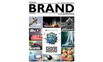 Total Brand Licensing August 2020