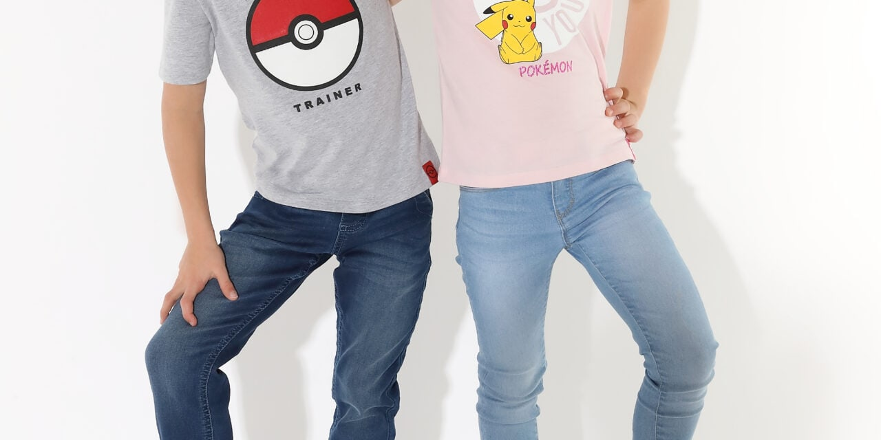 POKÉMON TEAMS UP WITH Z STORES TO LAUNCH CAPSULE COLLECTION