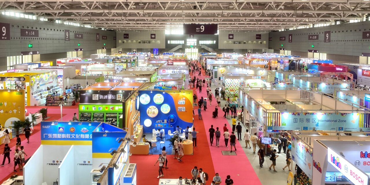 Toy & Edu China and Licensing China Returned, welcoming 61,553 visitors