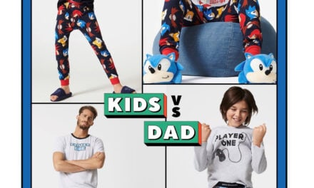 Sonic The Hedgehog and Peter Alexander First Ever Brand Sleepwear Range In Aus and NZ