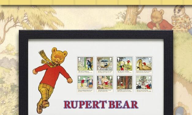 Celebrating 100 Years of Rupert Bear
