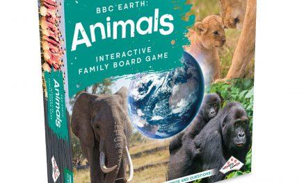 BBC Earth: Animals Board Game Announced