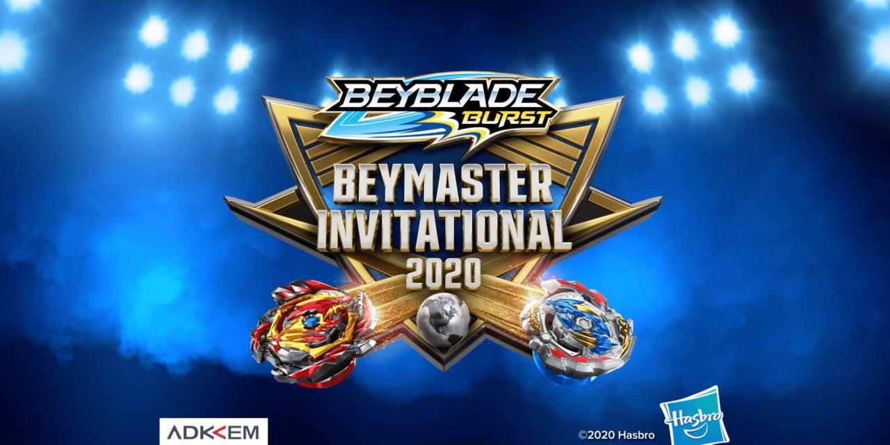 Influencers Battler it out in the 2020 Beyblade Burst Digital Championship