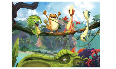 Cyber Group Studios Appoints Maurizio Distefano Licensing Agency for Gigantosaurus