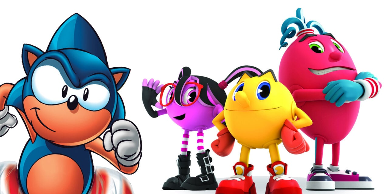 Kartoon Channel Acquires Sonic and Pac-Man