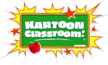 GENIUS ANNOUNCES LAUNCH OF KARTOON CLASSROOM!