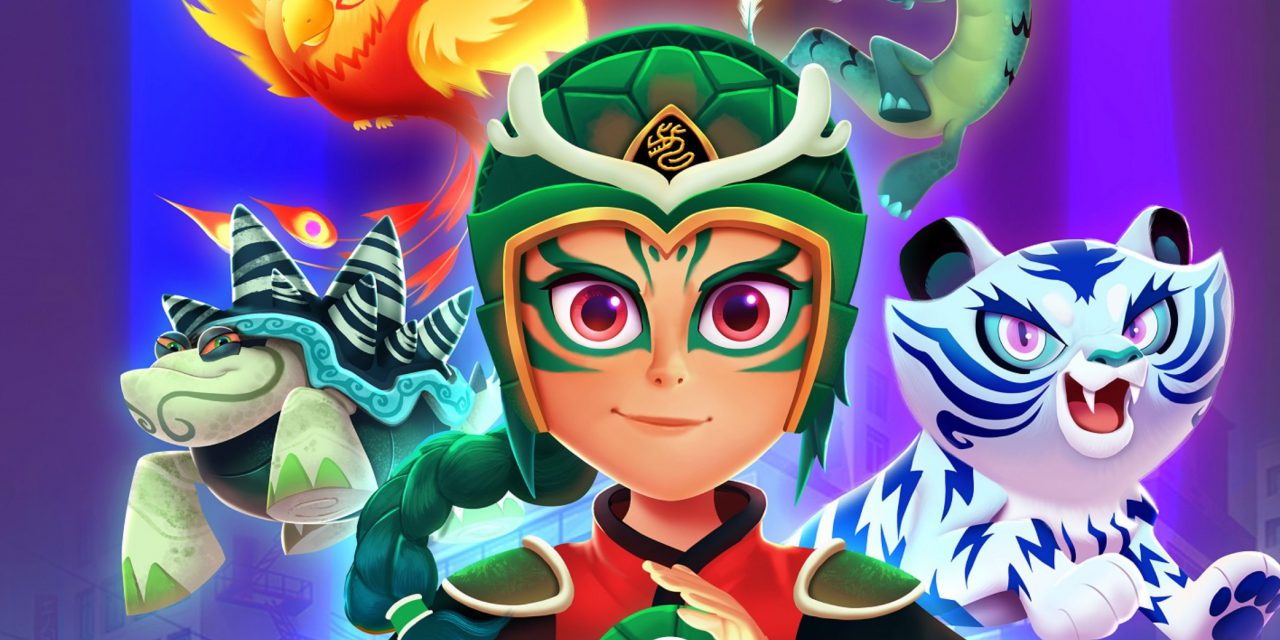 TeamTO Partners with France Télévisions and SUPER RTL to Greenlight JADE ARMOR