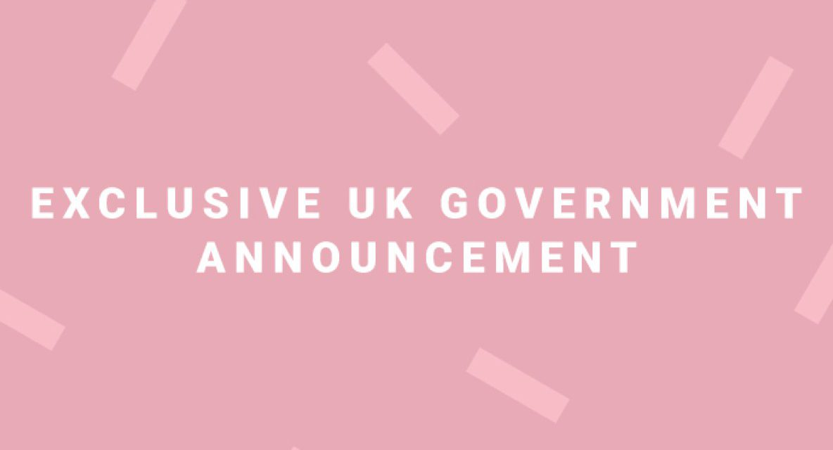 Exclusive Government Announcement to take place at Autumn Fair