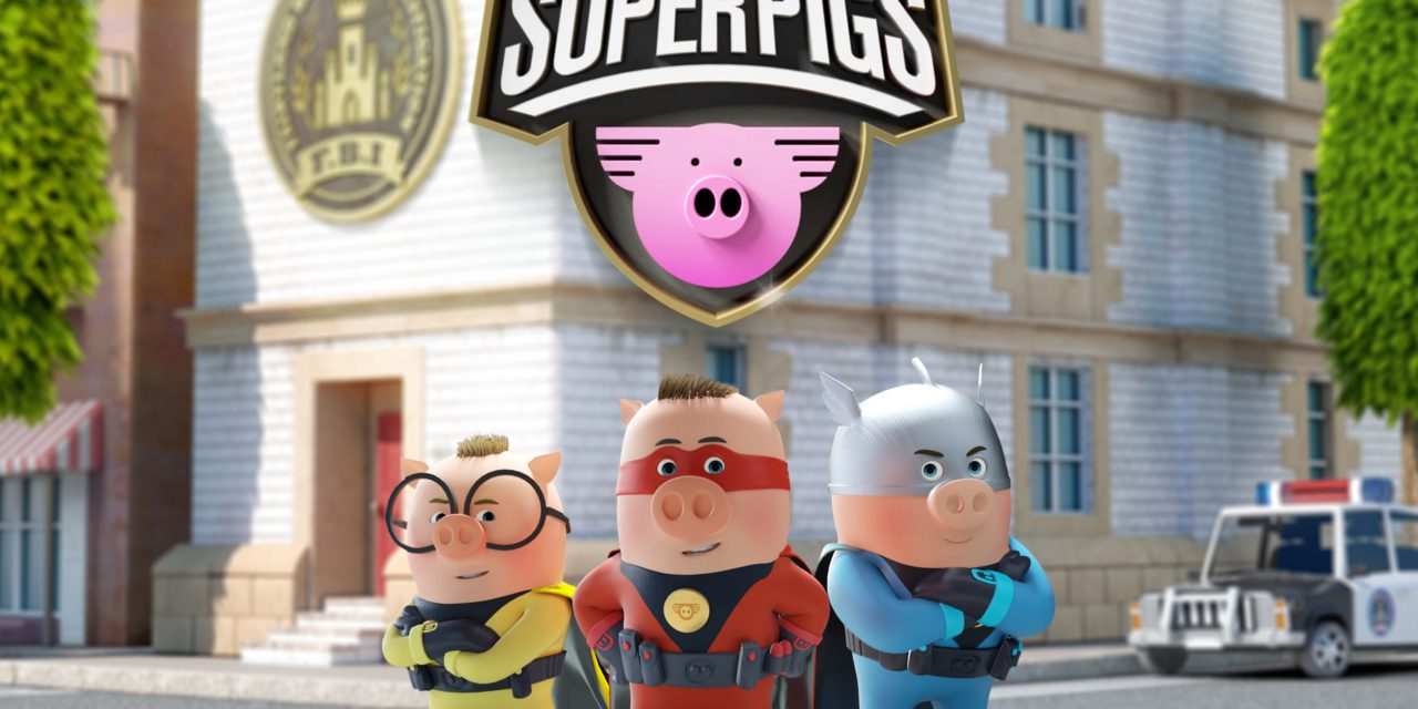 Planeta Junior and Fourth Wall collaborate on new Milo and Superpigs productions