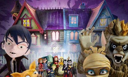 Brand New Scream Street to Return this Halloween